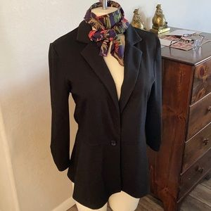 Vintage New York and company blazer